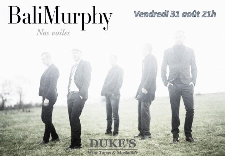 Concert du 31.08.18 Balimurphy
